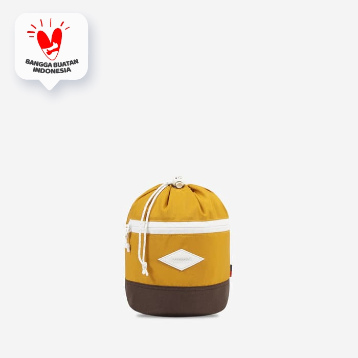 VISVAL - Pouch - Woopy - Gold Yellow thumbnail