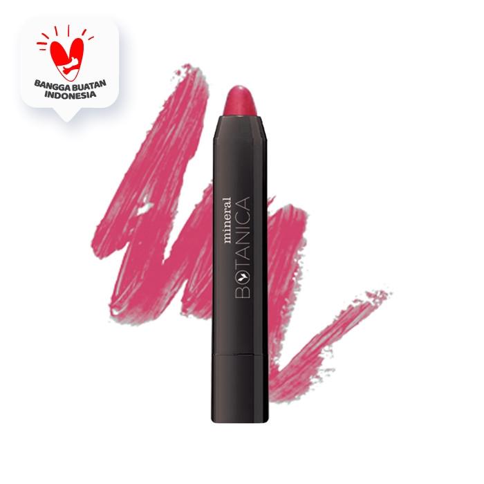 Mineral Botanica Moisturizing Lipstick 3.5 gr - Rose Blossom thumbnail