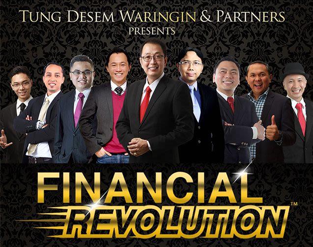 Tung Desem Waringin: Financial Revolutions - Background