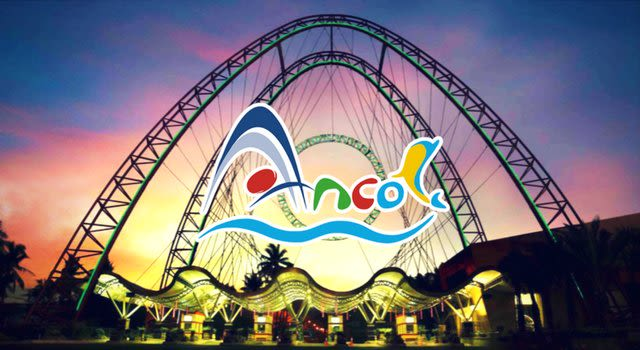 Ancol (Tiket Masuk Gerbang Utama) - Background