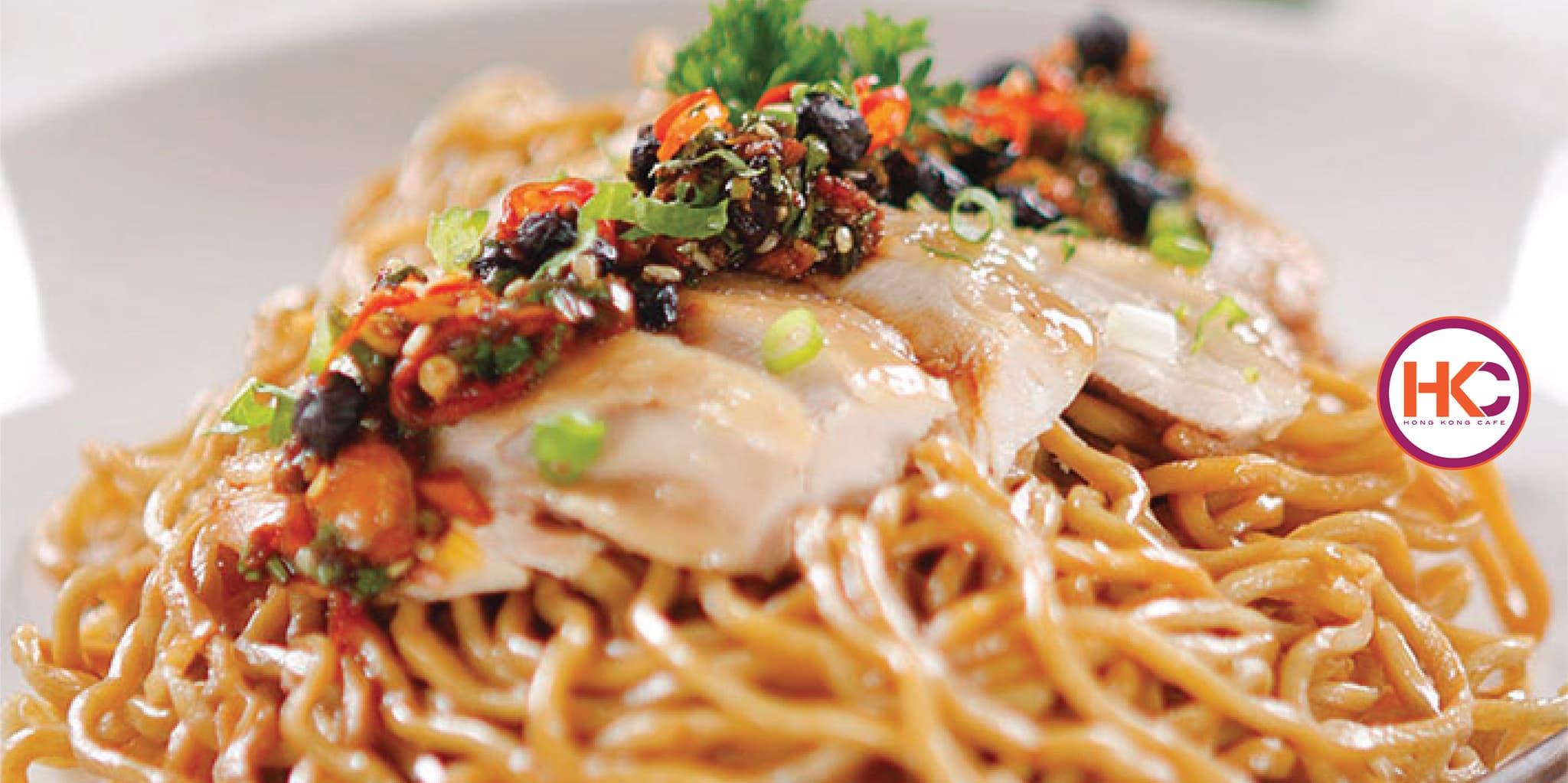 Voucher Value Hong Kong Cafe Rp 200.000