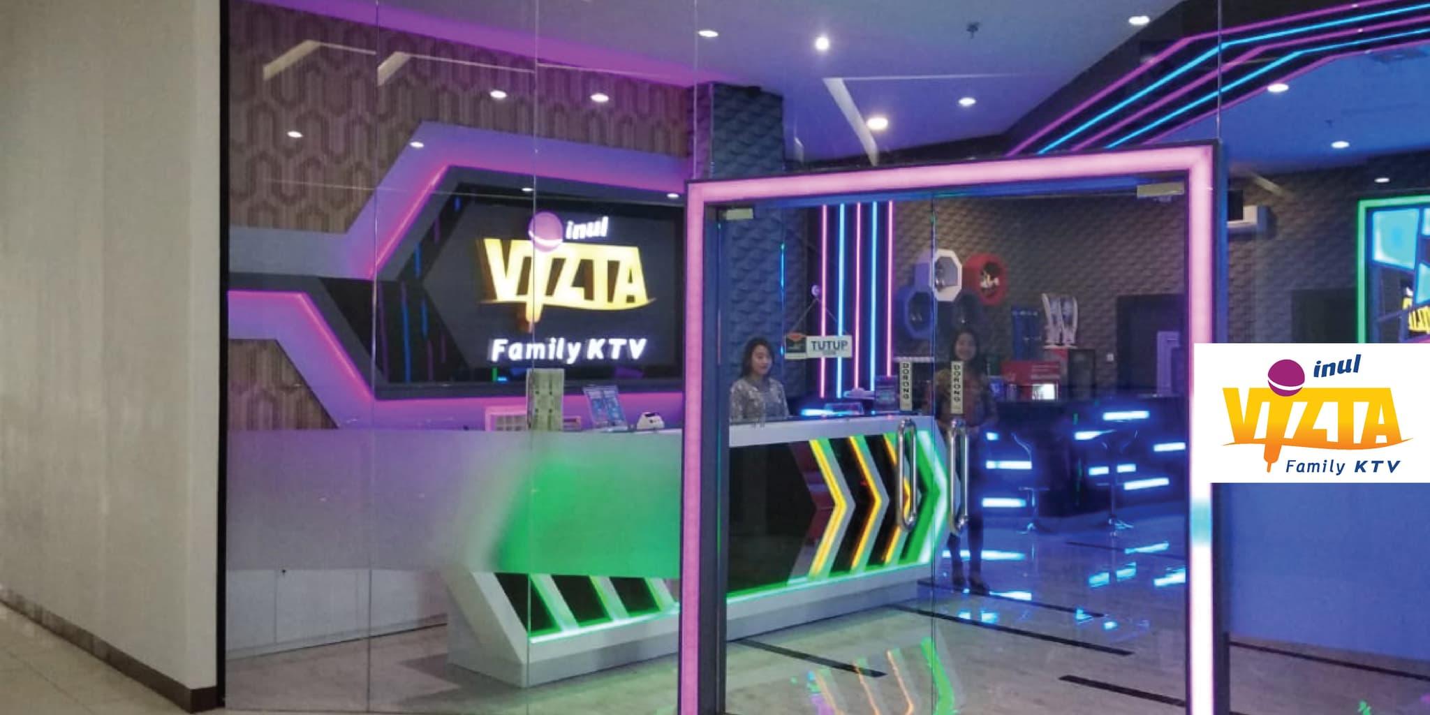 Voucher Inul Vizta Rp 100.000