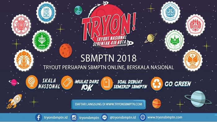 Tryon Tryout Online Mini - Background