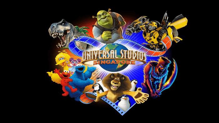 Universal Studio Singapore - Background