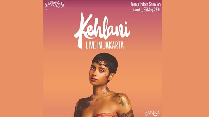 Kehlani: Live in Jakarta  - Background