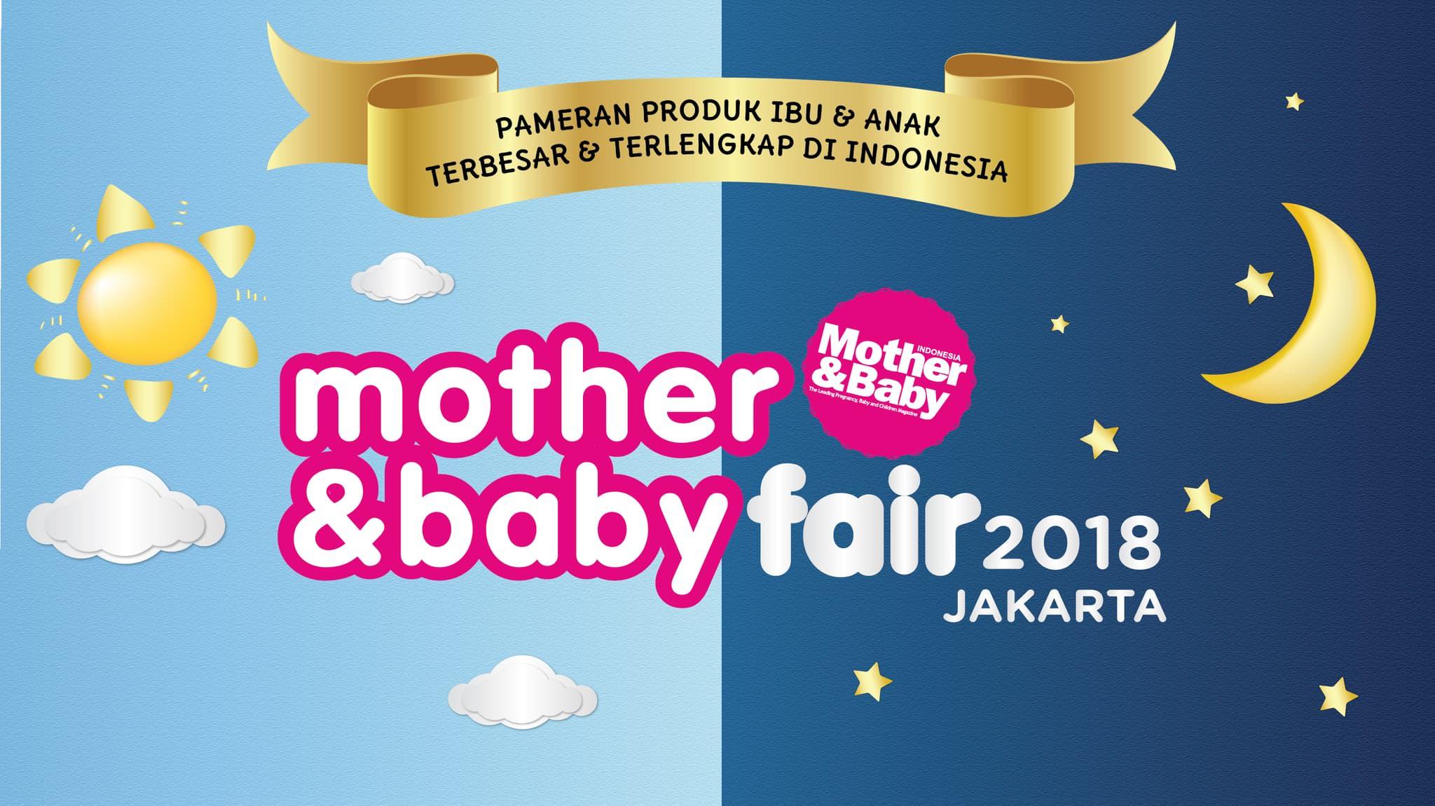 mother baby fair 2018 jual tiket mother baby fair. Black Bedroom Furniture Sets. Home Design Ideas