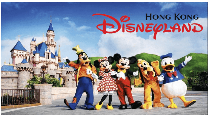 Hong Kong Disneyland 1 Day - Background