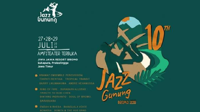 Jazz Gunung Bromo 2018 Jual Tiket Konser Promo Tokopedia