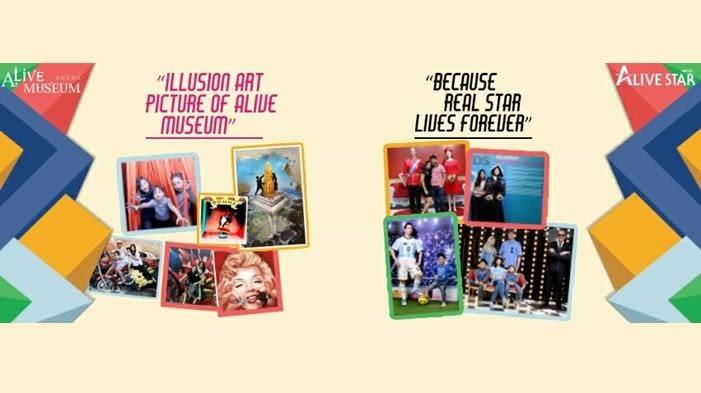 Alive Museum & Alive Star - Background