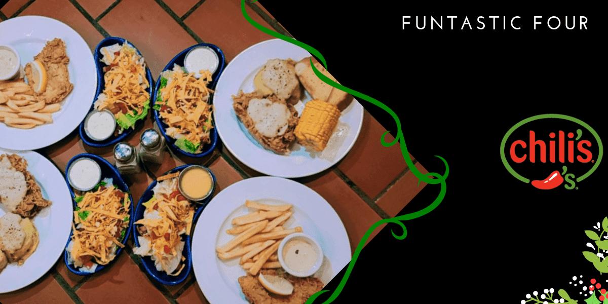 Chilis Funtastic Feast
