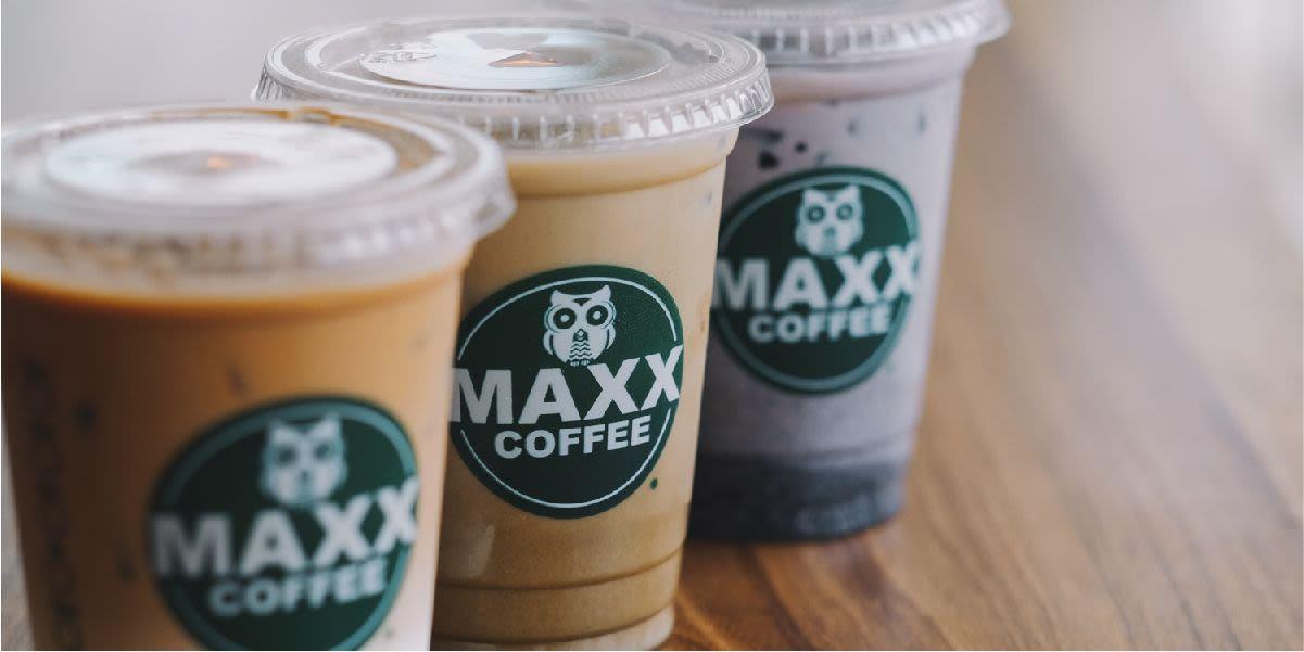 Voucher Maxx Coffee Rp 25.000