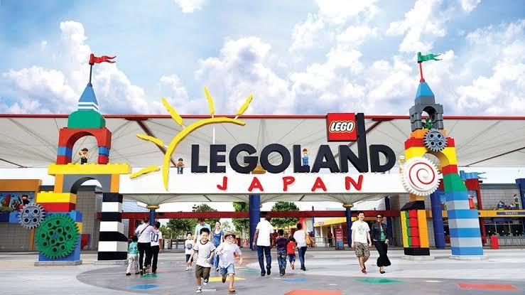 Legoland® Japan 1 Day Pass - Background