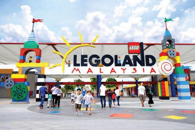 Legoland Malaysia in Johor Bahru Admission Ticket - Background