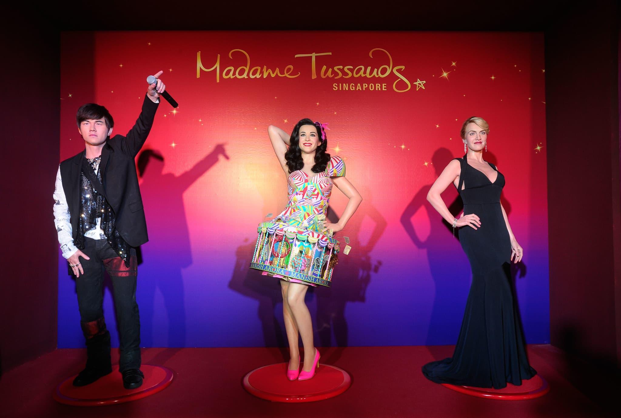 Madame Tussauds Singapore - Background