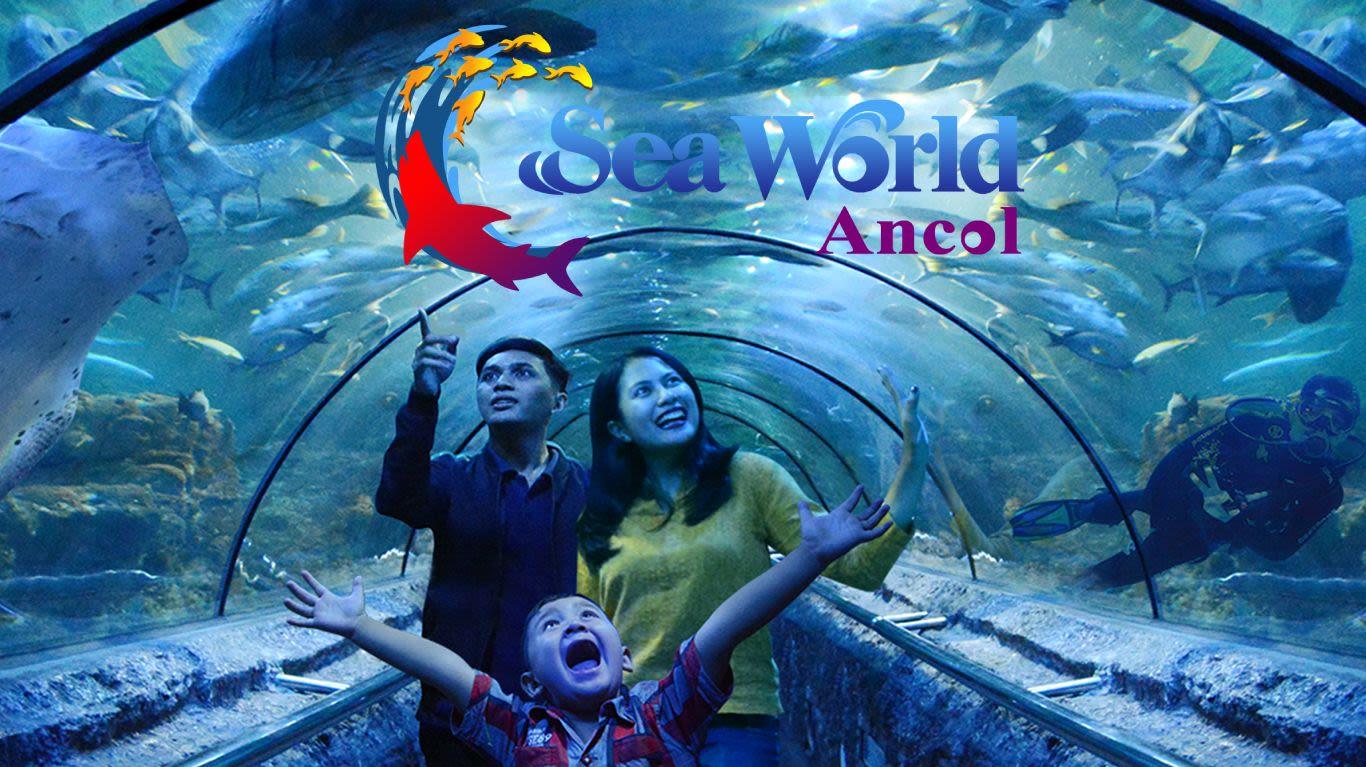 Seaworld Ancol Jual Tiket Hiburan Promo Tokopedia