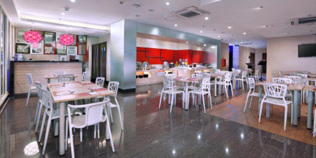 Voucher Fave Hotel Restaurant Rp 100.000