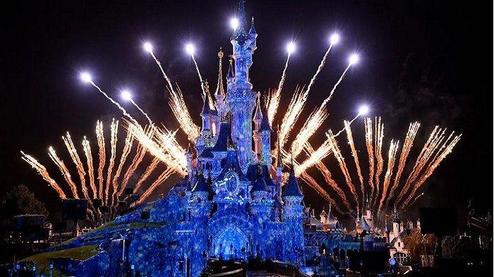 Disneyland Paris Admission Ticket - Background