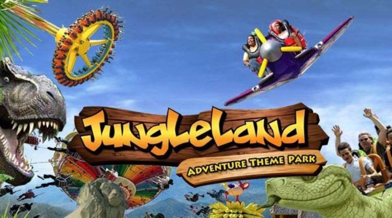 JungleLand - Background