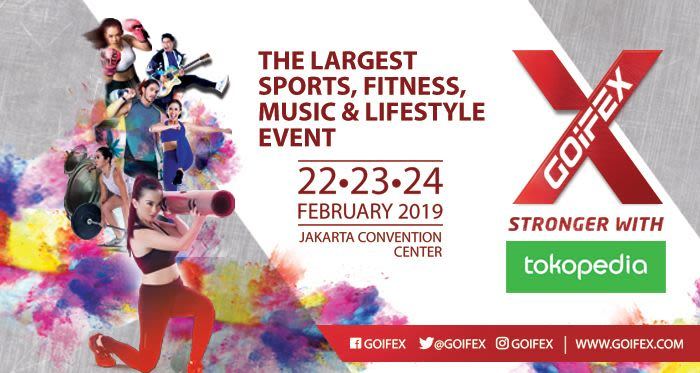 GOiFEX Fitness Battle Registration - Background