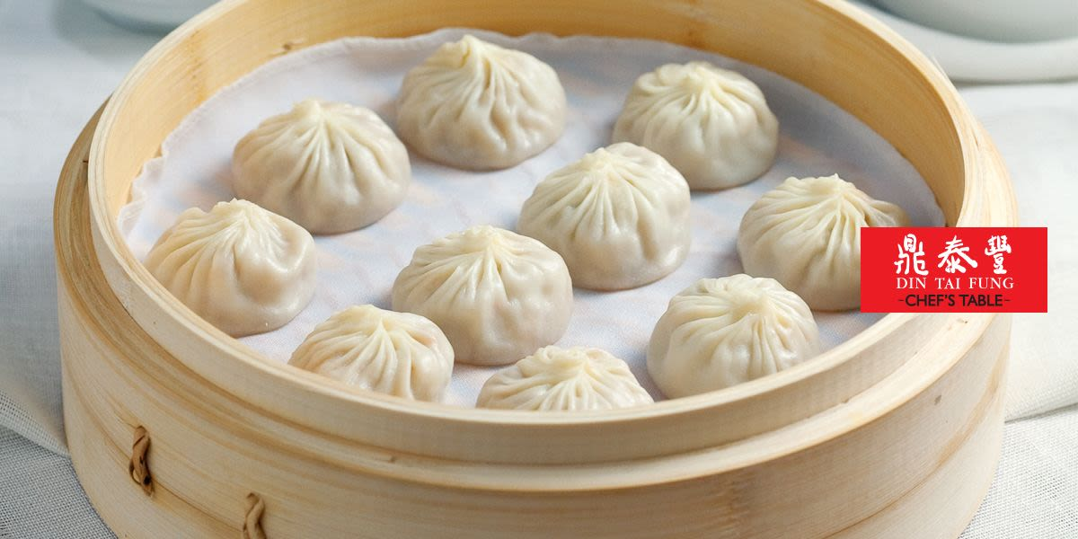 Voucher Din Tai Fung Chef's Table Rp 100.000