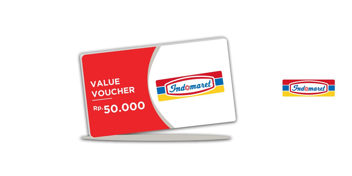 Voucher Indomaret Rp 50.000