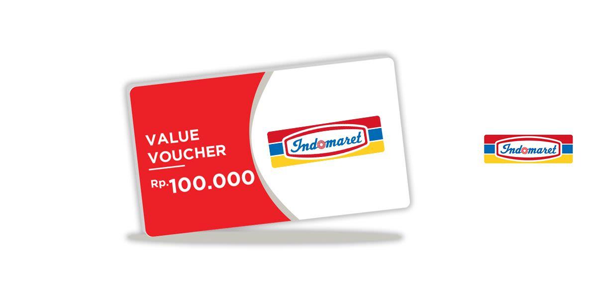 Voucher Indomaret Rp 100.000