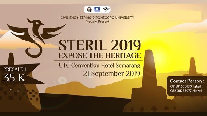 STERIL 2019 - Background