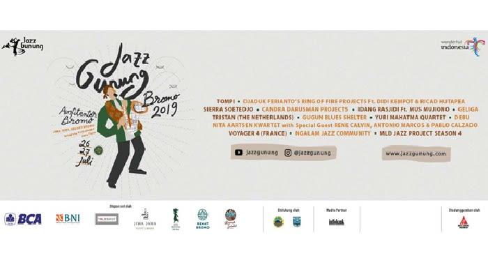 Jazz Gunung Bromo 2019 Jual Tiket Konser Promo Tokopedia