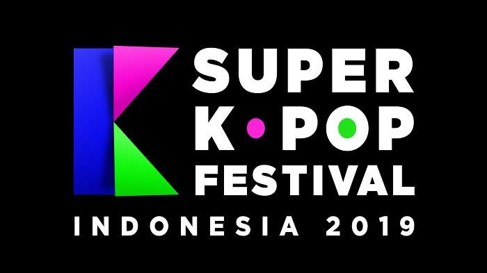 Super KPOP Festival Indonesia 2019 - Background