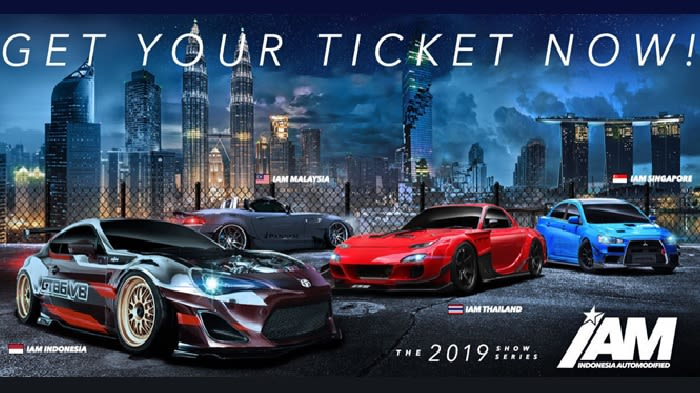 INDONESIA AUTOMODIFIED (IAM) JAKARTA 2019: FINAL BATTLE! - Background