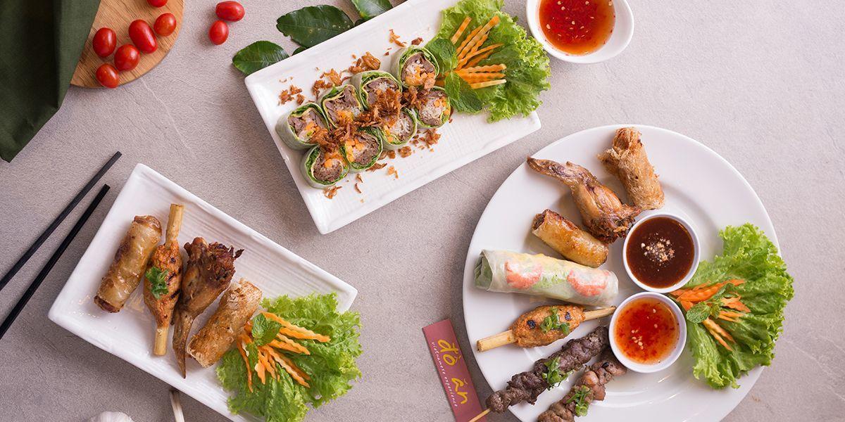Voucher Do An Vietnamese Restaurant Rp 100.000