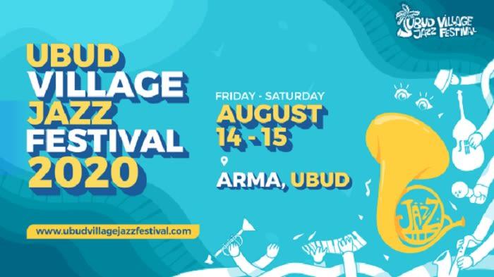 Ubud Village Jazz Festival 2020 - Background