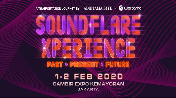 Sound Flare Xperience - Background