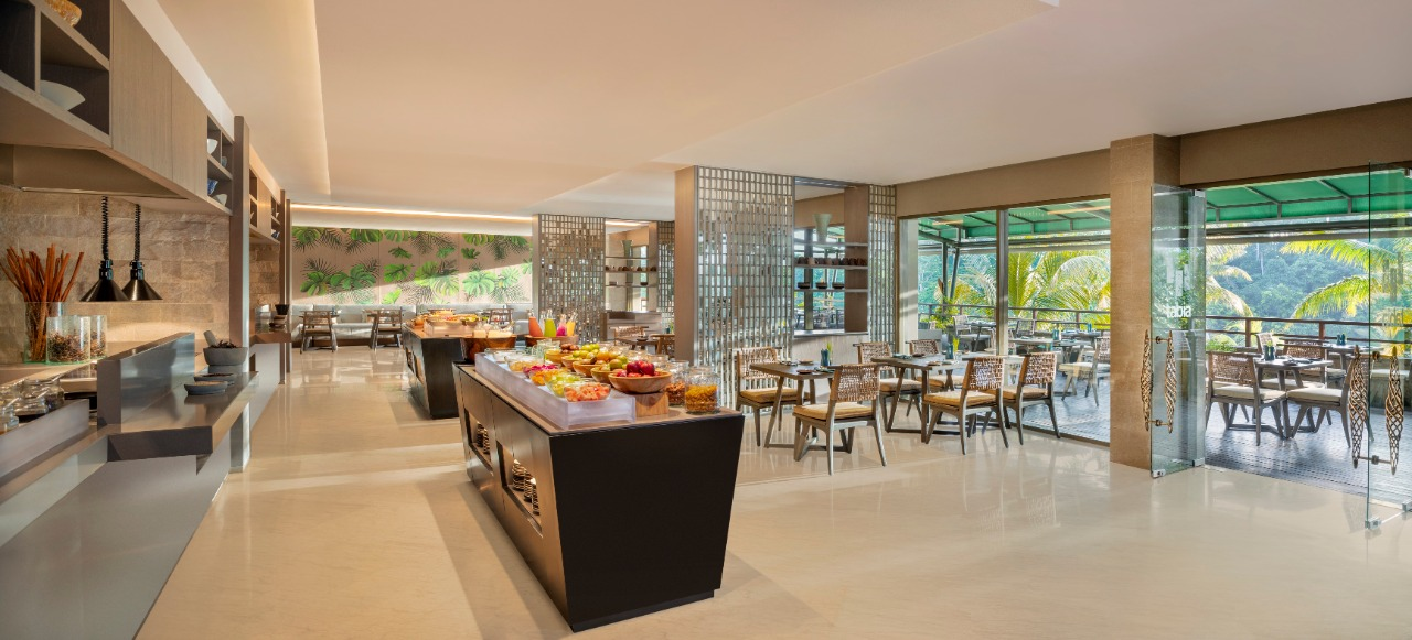 The Westin Resort & Spa Ubud, Bali - Voucher Nusantara Dinner buffet di Tabia Restaurant