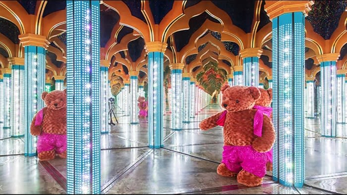 Teseum Teddy Bear Theme Park Ticket in Seoul - Background