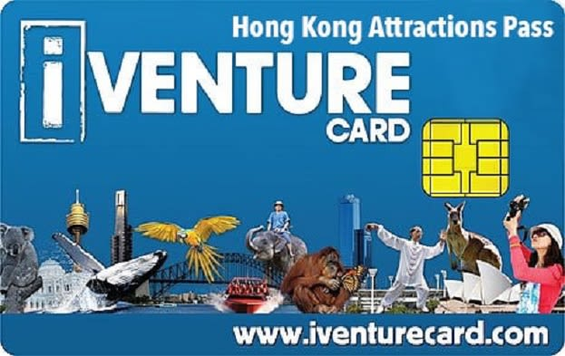 iVenture Hong Kong and Macau Attractions Pass - Background
