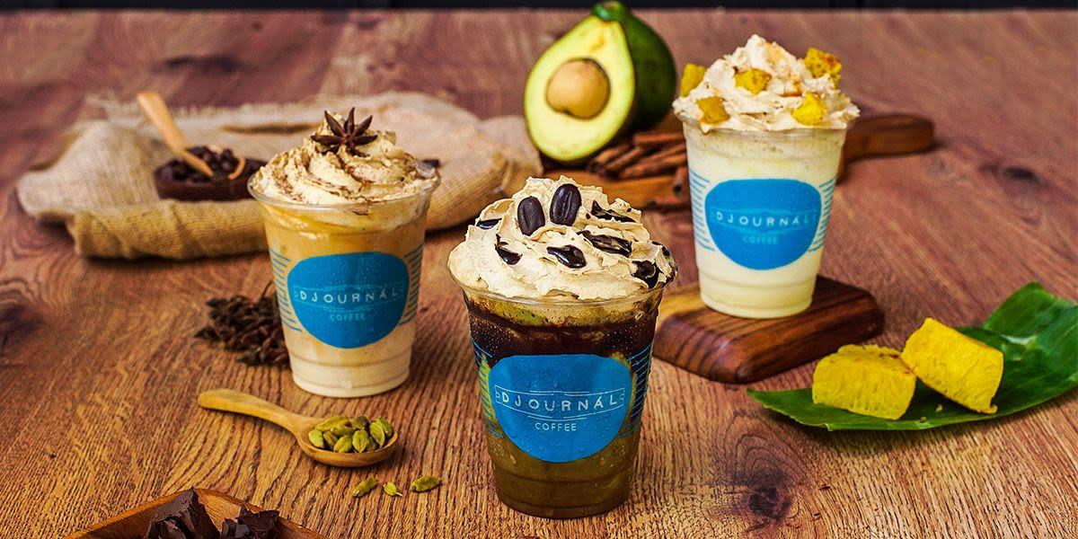 Voucher Djournal Coffee Rp 100.000