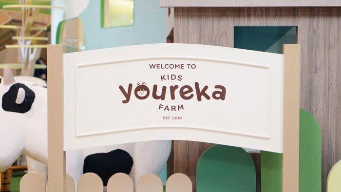 Youreka Kids Farm - Background