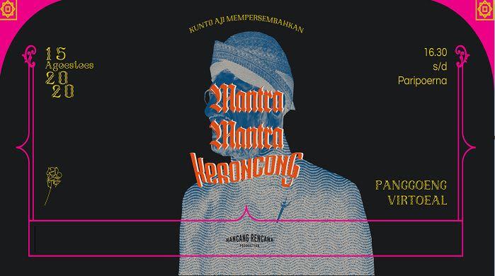 Konser MANTRA MANTRA KERONCONG - Background