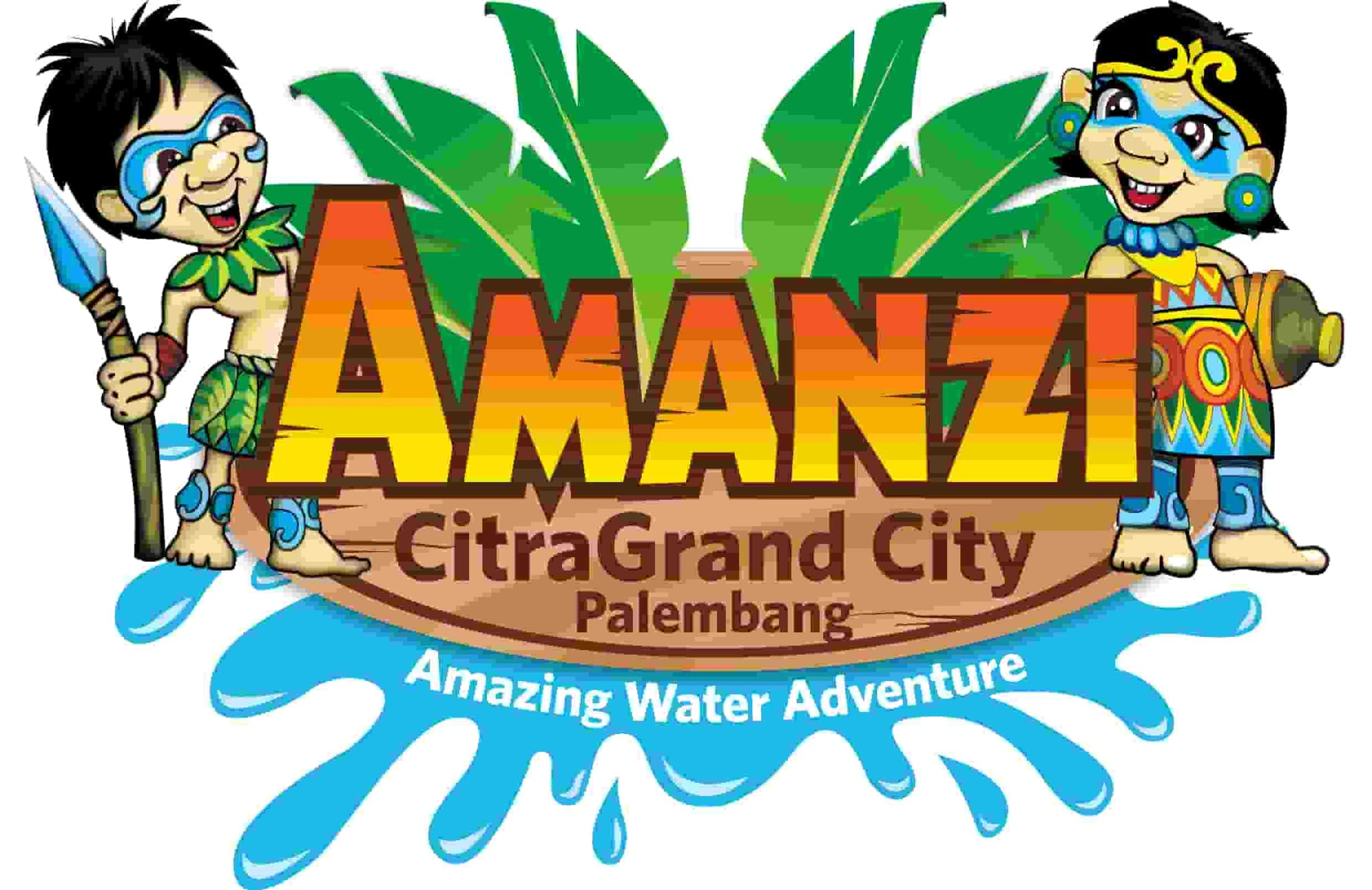 Amanzi Waterpark - Background