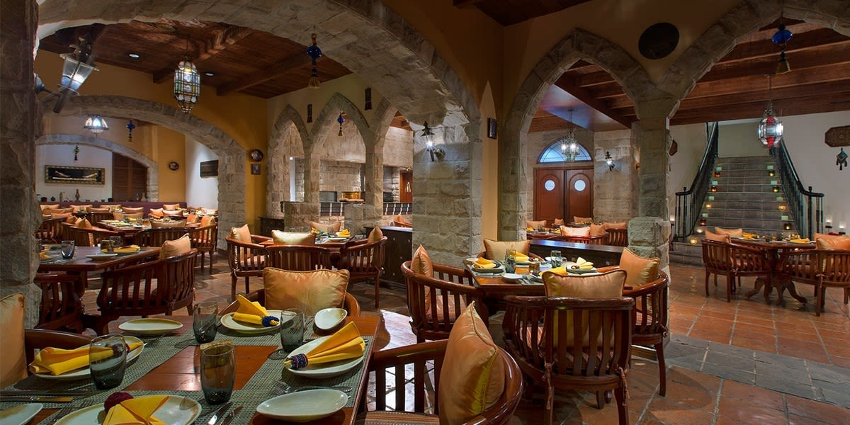 Le Meridien Jakarta F&B Voucher - Al Nafoura Restaurant Voucher worth value of IDR 500,000,-
