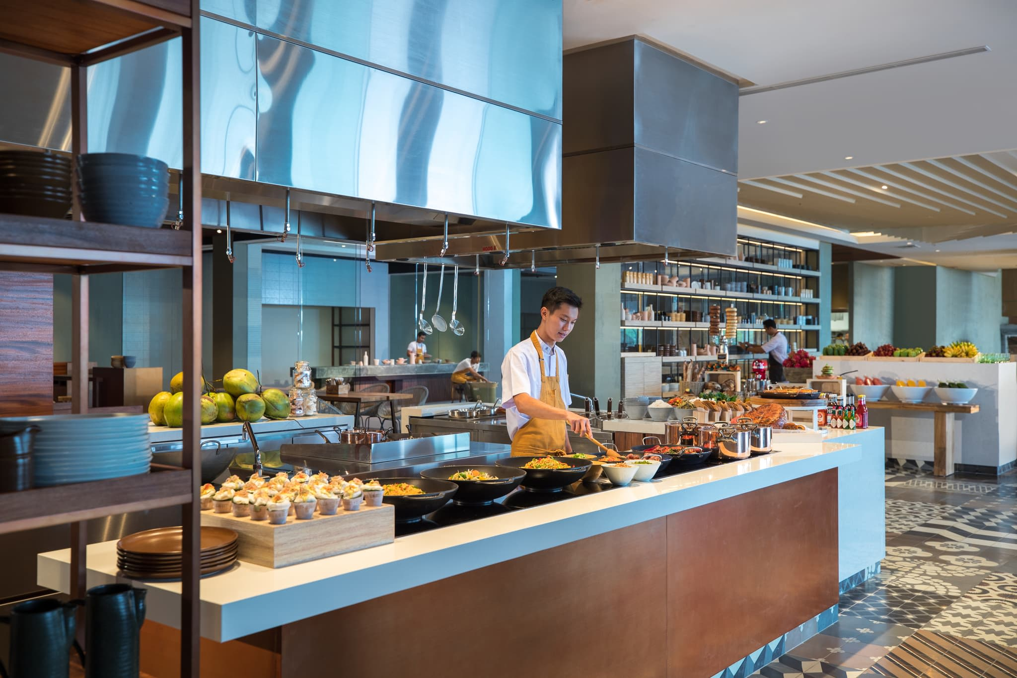 Renaissance Bali Uluwatu Resort & Spa F&B Voucher - Discover Dining Gift Voucher