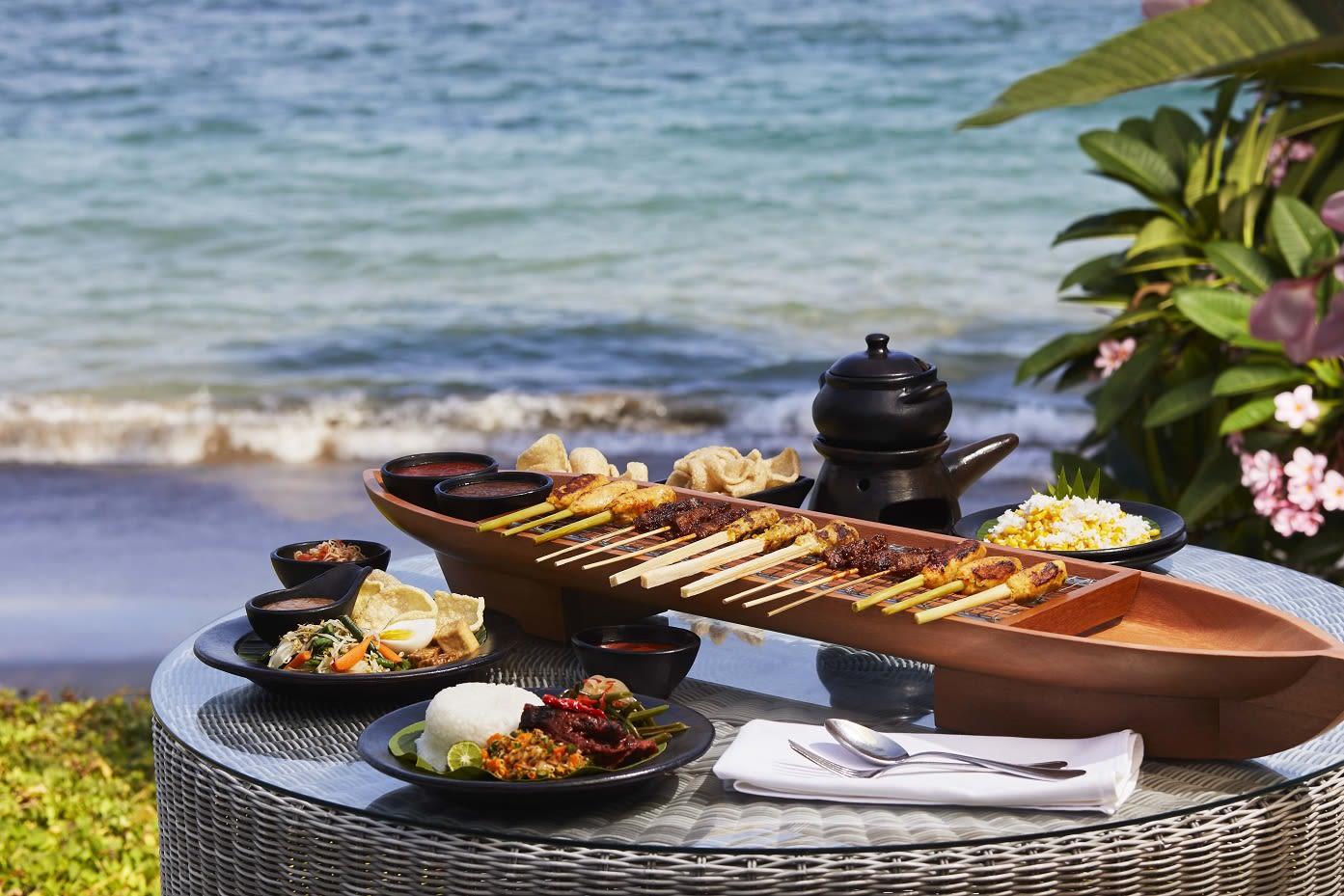 F&B Voucher Sheraton Senggigi Beach Resort - F&B Credit Voucher value Rp. 750,000,-