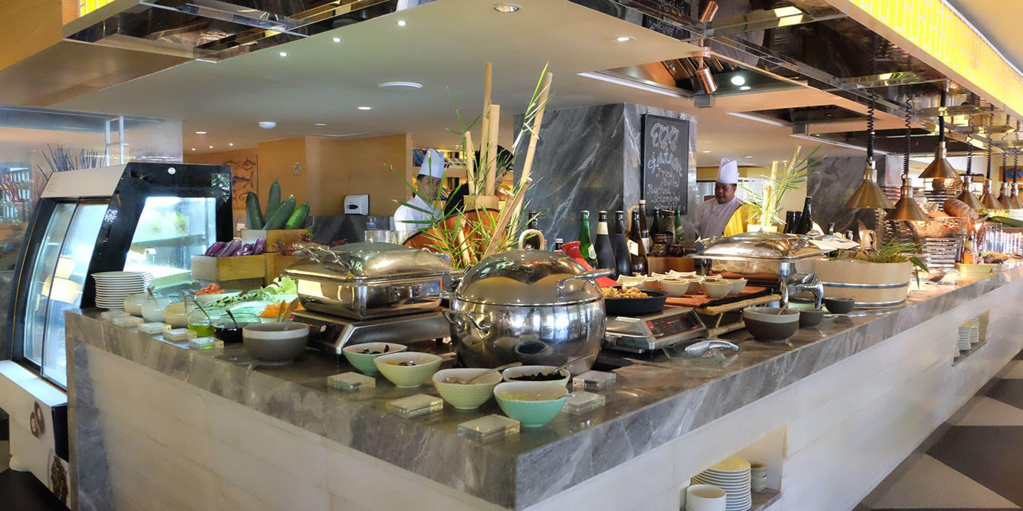 F&B Voucher The Westin Resort Nusa Dua - All You Can Eat Breakfast