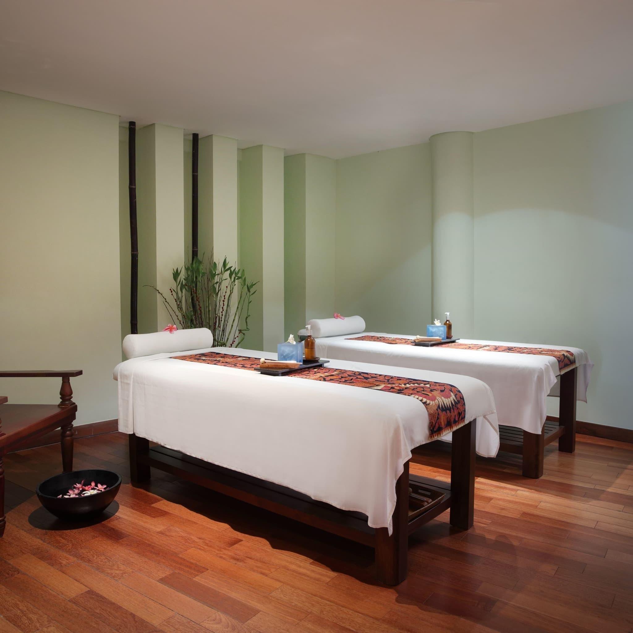 Spa Voucher Le Meridien Bali Jimbaran - SPA COUPLE 60 MINUTES