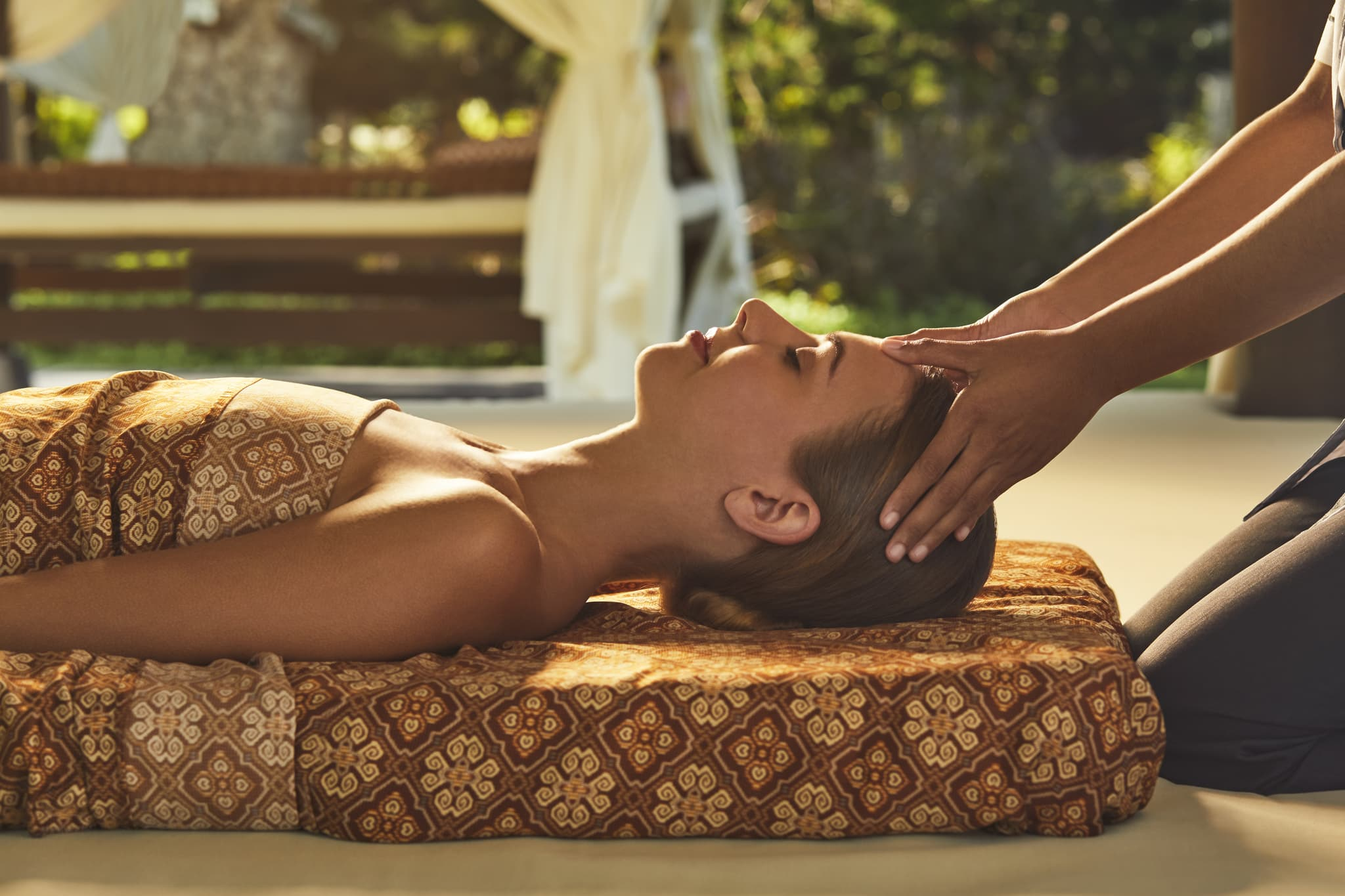 Spa Voucher Sheraton Senggigi Beach Resort - Lombok Traditional Massage 60 minutes voucher