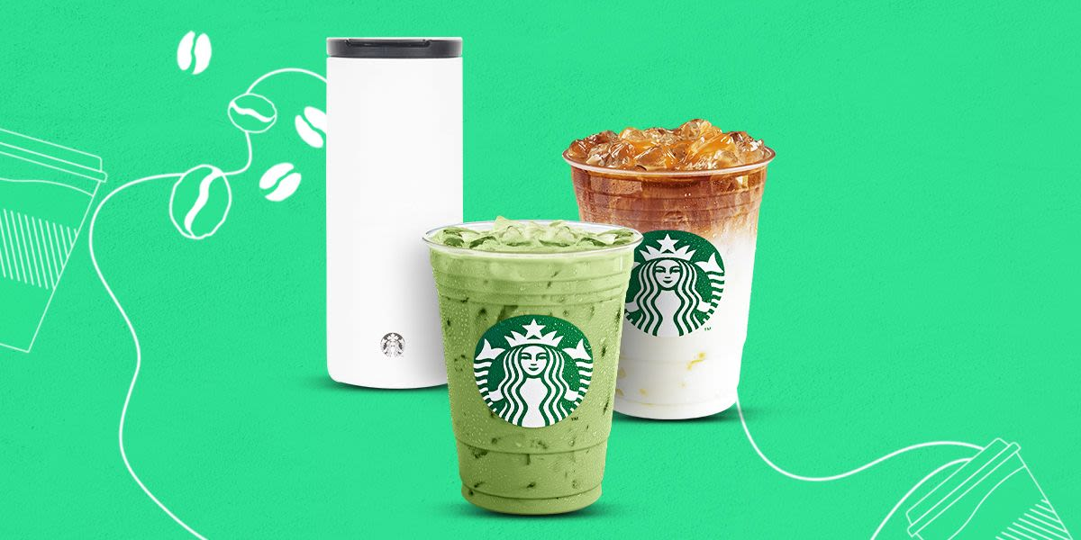 Voucher Starbucks Coffee Rp 100.000