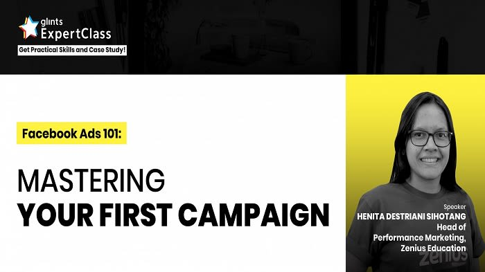 Facebook Ads 101 Mastering Your First Campaign - Background