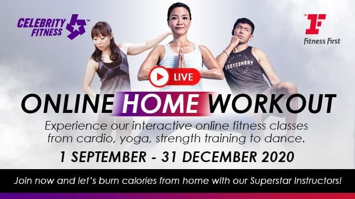 Online Home Workout