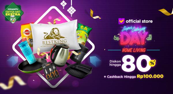 Dapatkan Cashback Hingga Rp100.000 untuk Berbagai Brand di Kategori Pilihan.